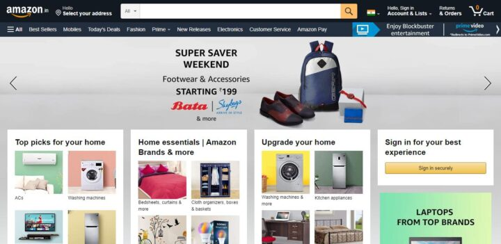 Amazon India - Online Shopping site in India