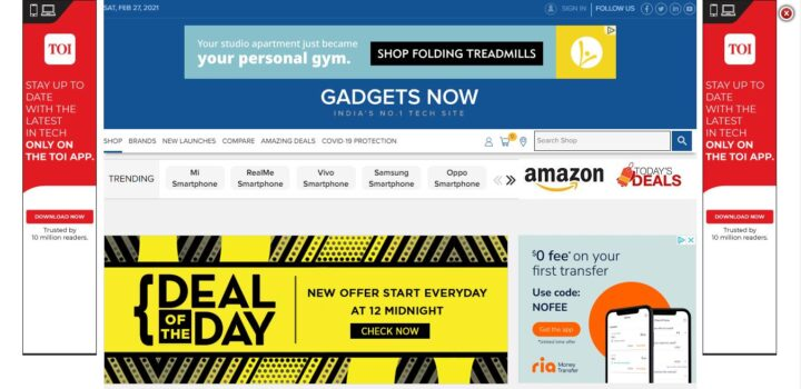 Gadgets Snow - Shop Mobiles Phones at Best Prices in India