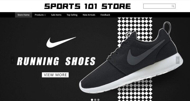 Sports 101 Store