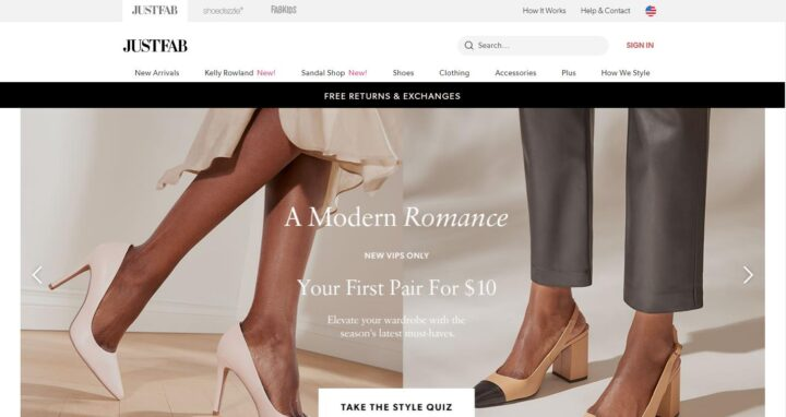 JustFab - Women's Shoes, Boots, Handbags & Clothing Online